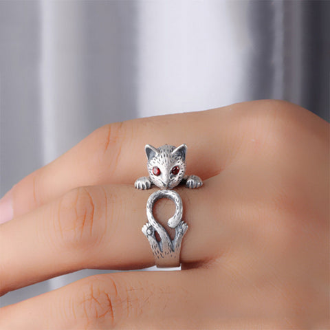 Cat Ring - Cat Fantasy World