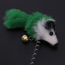 Elastic Mouse Toy - Cat Fantasy World