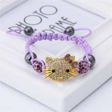 Hello Kitty Charm Bracelet - Cat Fantasy World