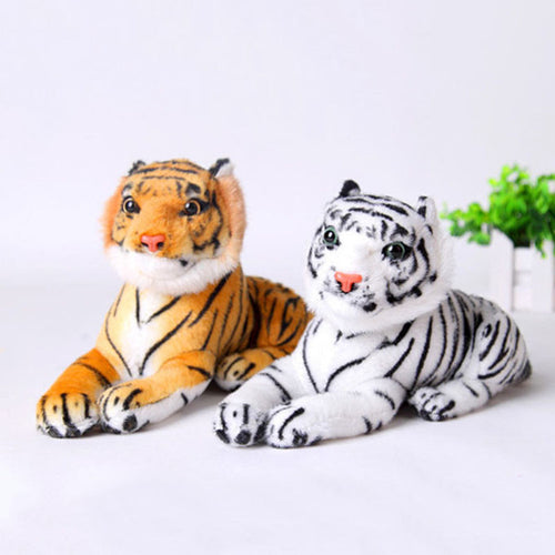 Tiger Plush Toys - Cat Fantasy World