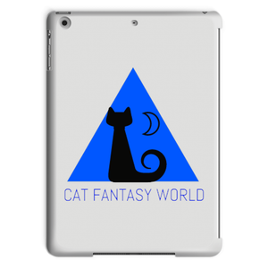 Cat Fantasy World Tablet Case - Cat Fantasy World