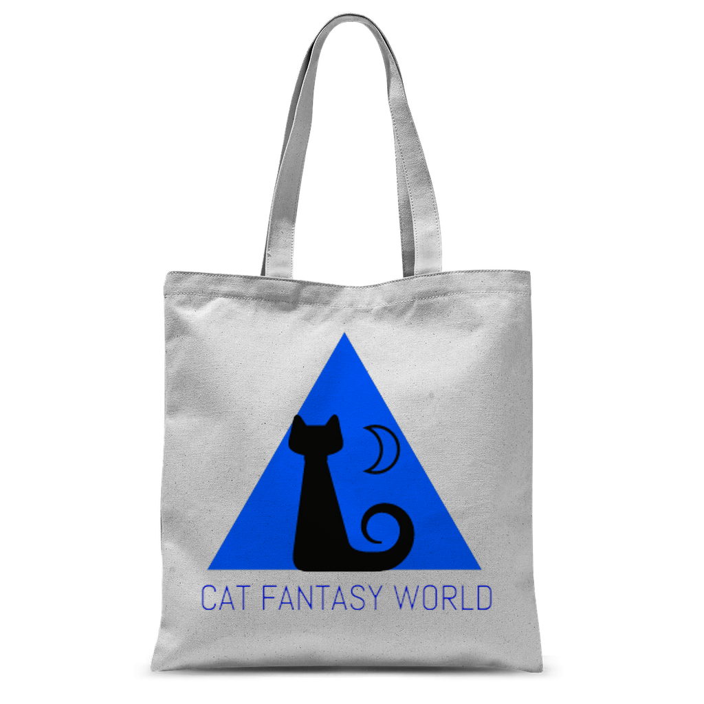 Cat Fantasy World Tote Bag - Cat Fantasy World