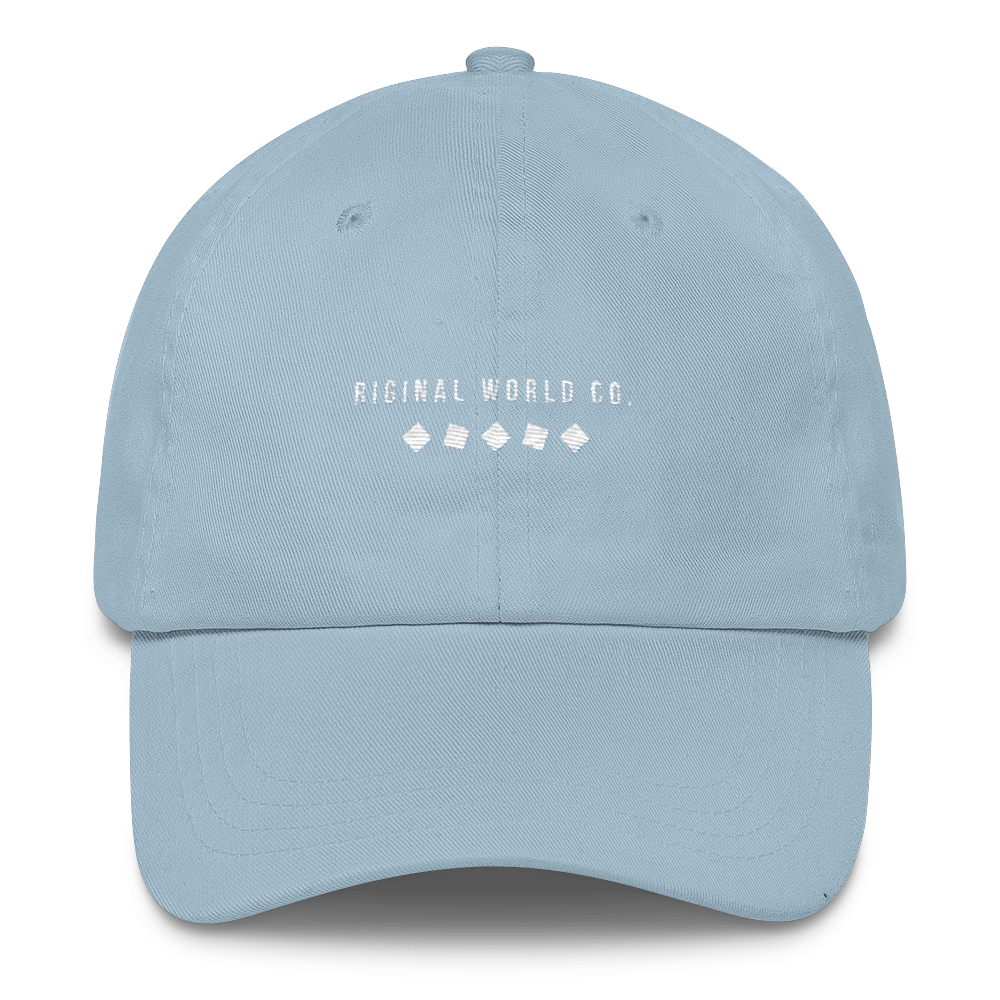 Riginal World Co. Dad Cap