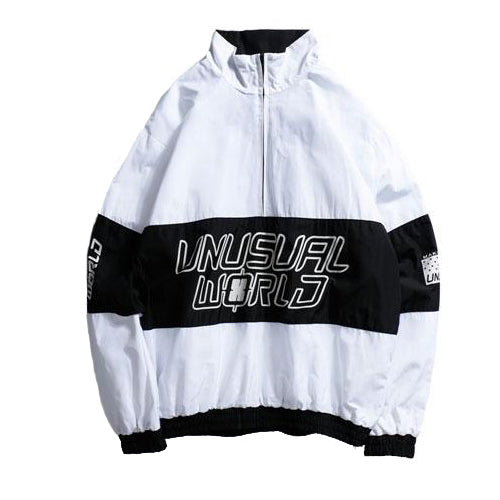 Unusual World Windbreaker