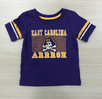 Toddler East Carolina Tee