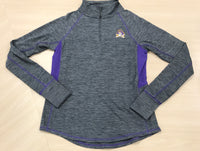 Womans 1/4 Zip East Carolina Pullover