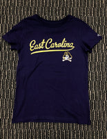 East Carolina Script Tee