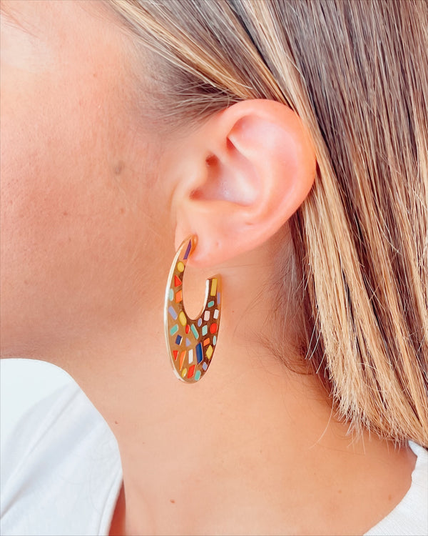 Mariela Earrings