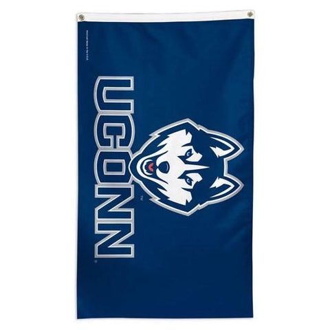 NCAA Connecticut Huskies team flag for sale
