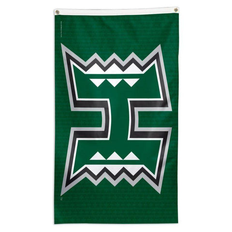 NCAA Hawaii Rainbow Warriors team flag for sale
