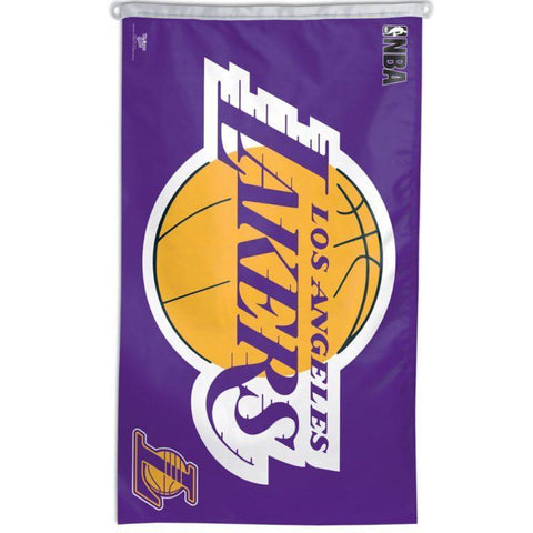 nba Los Angeles Lakers official team flag for sale