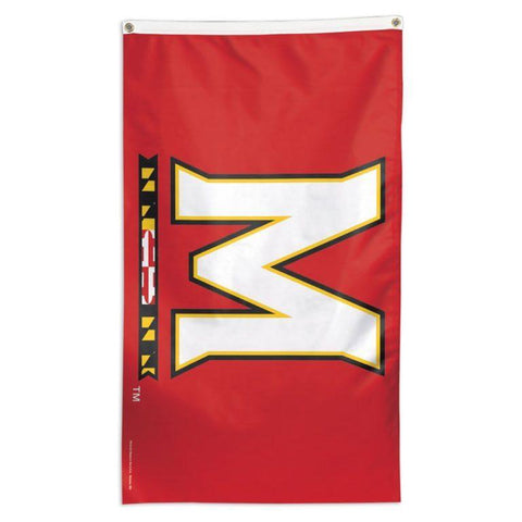NCAA team Maryland Terrapins flag for sale for flagpoles