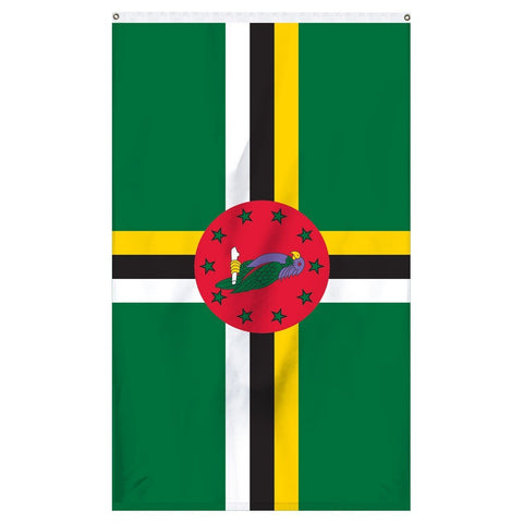 National flag of Dominica for sale