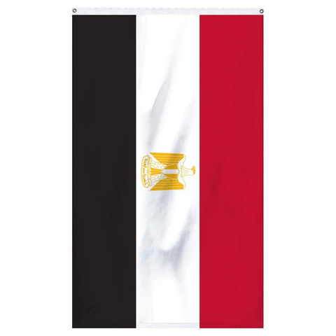 The national flag of Egypt for sale to fly on flagpoles