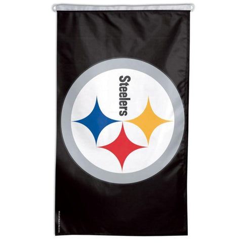 nfl football team flag Pittsburgh Steelers for sale