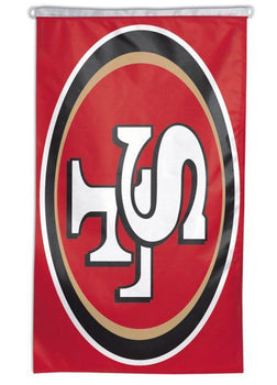 nfl football San Francisco 49ers football team flag for sale