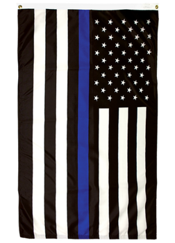 Thin blue line American flag for sale online