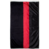 Image of Thin red line black flag for firefighters for sale online