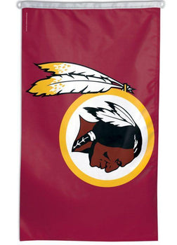 nfl football team Washington Redskins football flag for sale