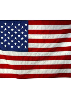 Nylon Large American Flag