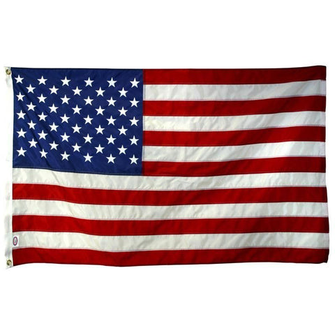 Nylon Large American Flag 5X8 American Flag Made Flags Huge Large Amaerican
