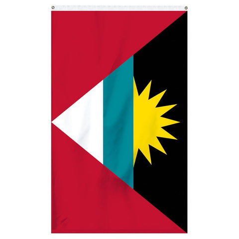 Antigua and Barbuda International flag for sale to fly on a flagpole or parade