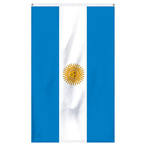 flagpole flag of Argentina for sale