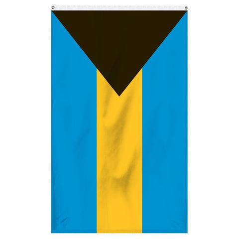 Bahamas international flag for sale to fly on a flagpole at home