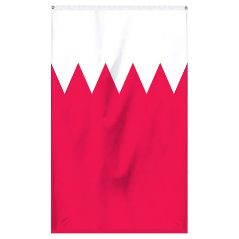 Bahrain international flag for sale to fly up on a flagpole