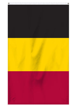 The official national flag of Belgium for sale