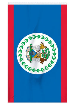 The official flag of Belize for sale