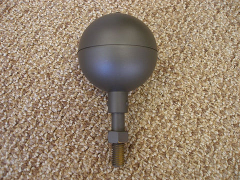Bronze Ball For Flagpole Topper Bronze Flagpole Ball Topper