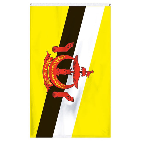 Brunei nylon flag for sale