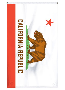 California State Flag Size 4x6