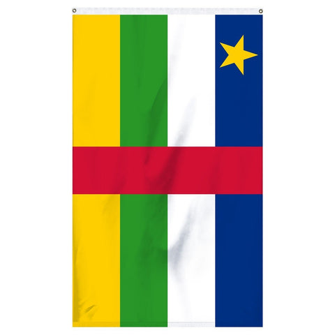 Central Africa National flag for sale
