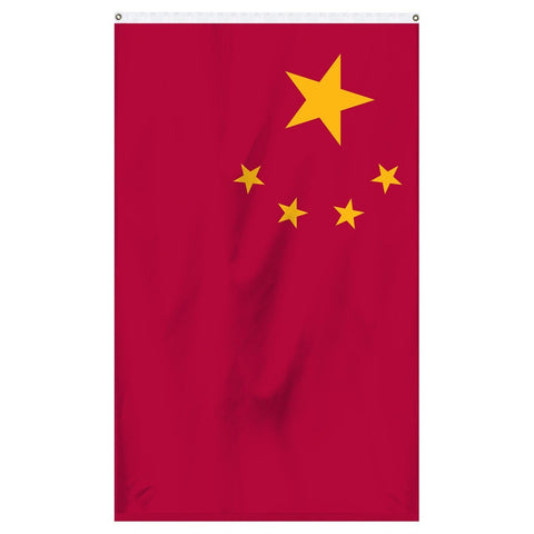 National flag of China for sale for flagpoles and parades