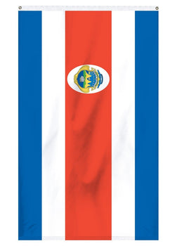 Costa Rica National flag for sale for collectors and flagpoles