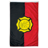 Image of Fallen Firefighter remembrance fire department flag for sale online