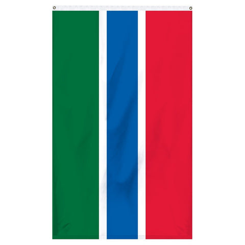UN approved design of the official flag of Gambia for sale to buy online