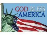 God Bless America Flag God Bless America Flag Holiday Specialty Statue Of Liberty