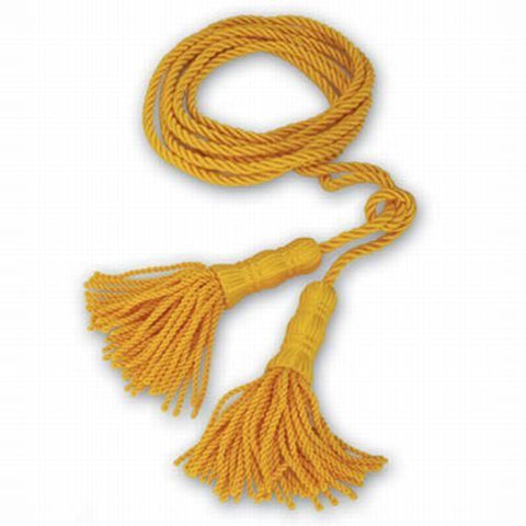Gold Tassel - 5 X 9 Gold Tassel Flagpole Topper Indoor