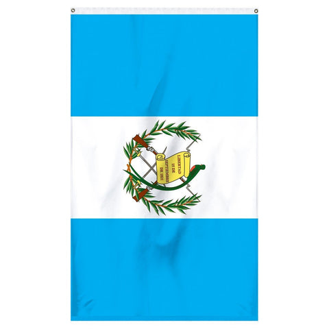 Guatemala national flag for sale for telescoping flagpoles