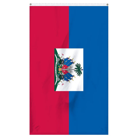 The national flag of Haiti for sale to buy online to fly on a flagpole