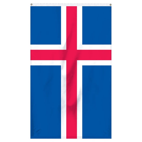 The flag of Iceland for sale online