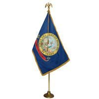 Indoor Flagpole Idaho Set Flag Kits Indoor Flagpole Idaho Set