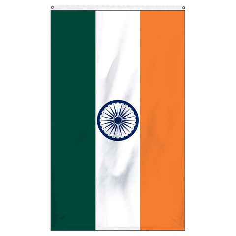 Flag of India for sale online for flagpoles