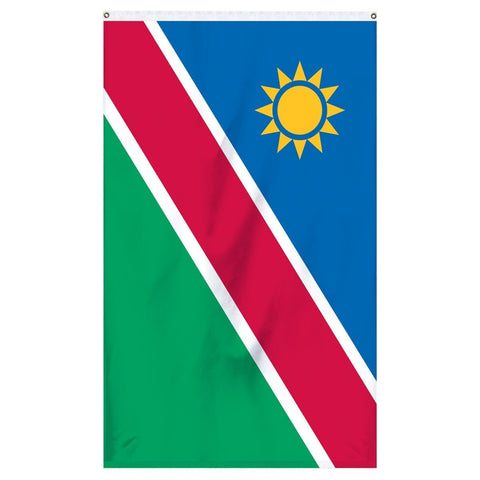 The national flag of Namibia for sale to buy online for your flagpole