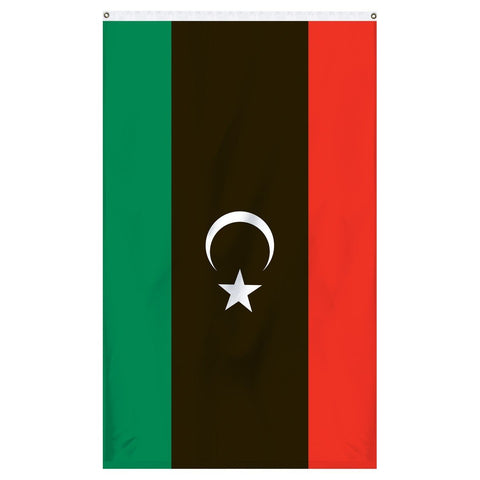 the kingdom of Libya national flag for sale to buy online now for flagpoles and parades