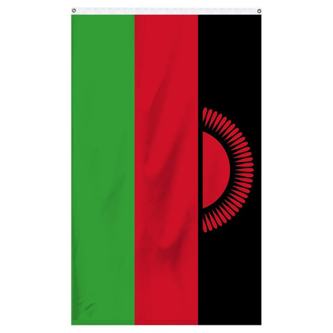 The national flag of Malawi for flagpoles and parades for sale to buy online