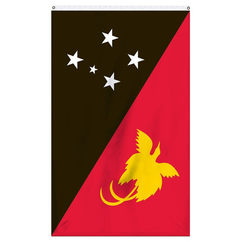 Papua New Guinea National flag for sale to buy online now